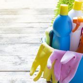 Support MACMH with Your Spring Cleaning