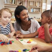 Promoting Self-Control, Focus, and Attention Skills in Children 0-8 Years
