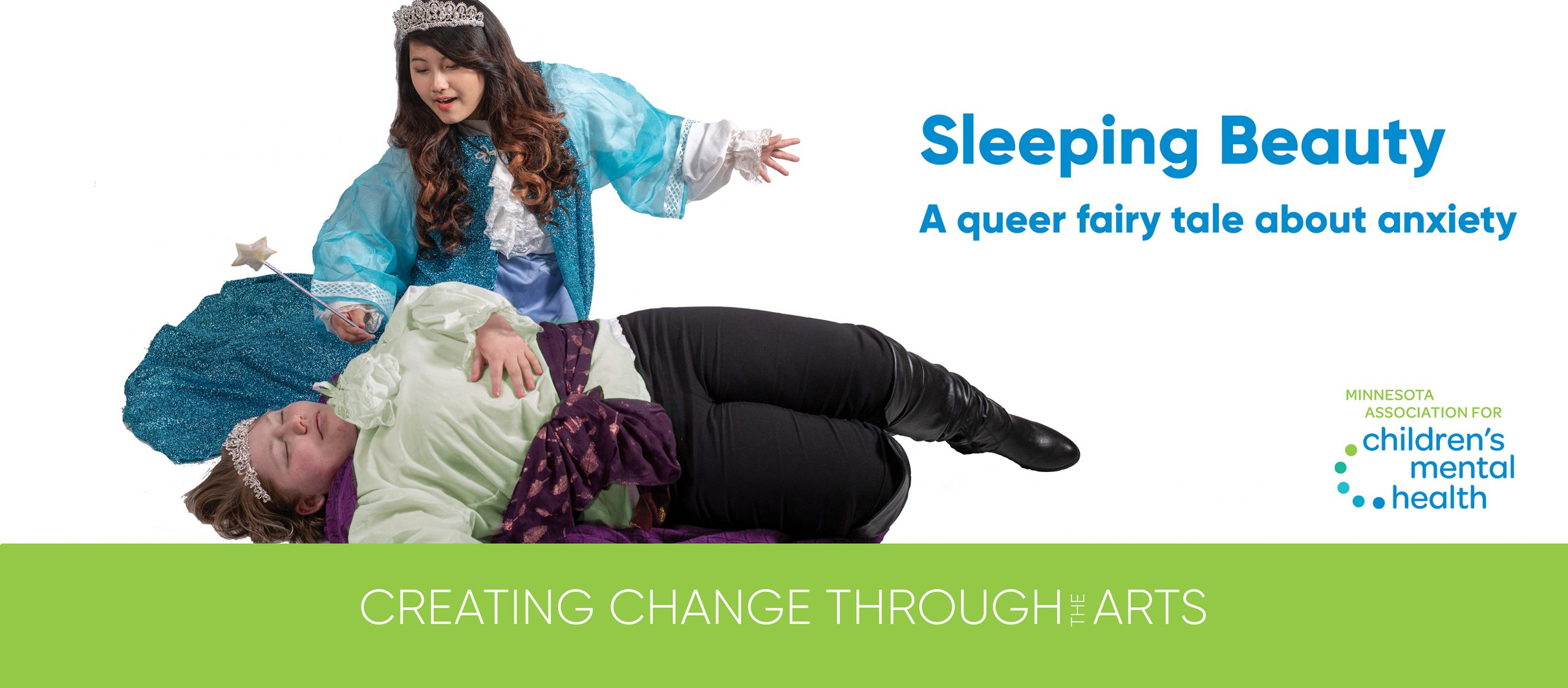 LGBTQ Slide Sleeping Beauty