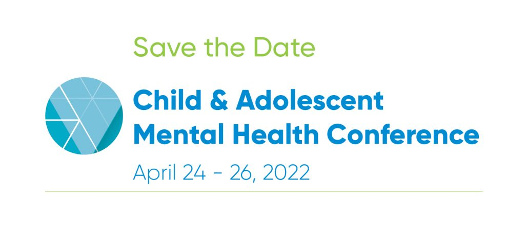 Header image for child and adolescent mental health conference